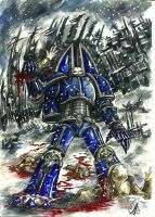 Warhammer 40k by Sufferst
