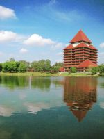 University of Indonesia II by photolatte