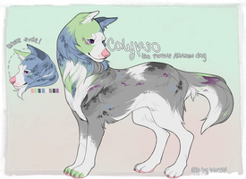 calypso reference commission by ohhgosh
