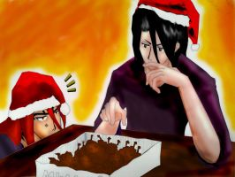 Christmas Cookies? (colored ver) by elleic