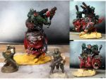 Squig Buggy Fangbusta by orcbruto