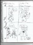 Shre vs. On a Plane Page Ten by deltadiamond