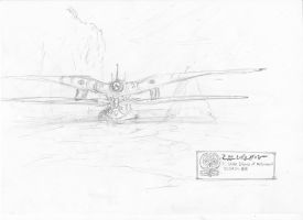 United Islands of Waliunecul's flying boat by Waffle0708