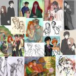 James-x-Lily Collage by James-x-Lily