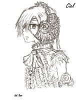 Black butler: Ciel Phantomhive by Pennyloves26