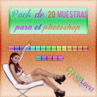 20 Muestras Para El Ps by AtziryChIcK