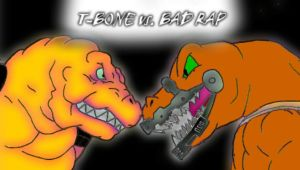 T-Bone vs. Bad Rap by Sturmblut