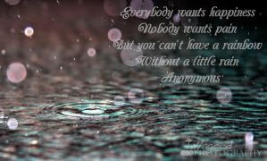 Rainy Day Quote by jhagood23