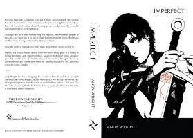 Cover Spread 2 for IMPERFECT by BrainCrash