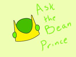 Ask the Bean Prince by OCs-of-RandomMan