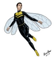 Wasp by AlessiaPelonzi