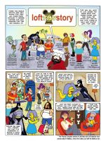 Loft Toon Story, part 1 of 3 by requin