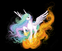 Celestia: Into Her Own by cathykitcat