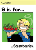 A to Z Sanji - s by airlobster