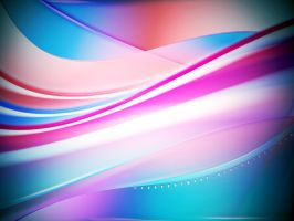 Abstract Wallpaper - Rainbow by Hotmane