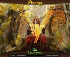 Moonga - Weaver of Relics of Energy by moonga