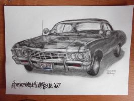 Chevy by Lilleandra