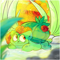 bulba by 1floweredcrown