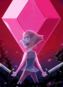 And where was her Pearl? by CuteSkitty