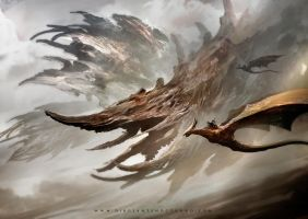 Sandworm by Dibujante-nocturno