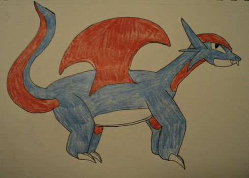 [Pokemon-ARPG] Salvador the Salamence by Pippicat