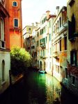 Venice canal by cattycass