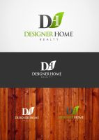 logo for designer home by MyTriangle