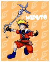 For mandi-chan-KH Naruto by galassiel