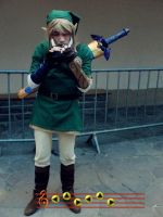 TLOZ: Twilight Princess ~ Link Cosplay by Dame-YoshiYoshi