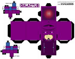 Galactus P1 by Viper005