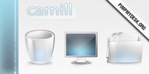 camill icons by pimpmydesk