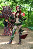Zyra: Rise of the Thorns I by EnchantedCupcake