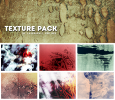 Texture pack #18 by lusG