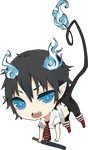 Rin Okumura by Cubic-Factory