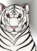 White tiger by GG-lover