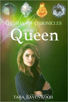 The Shania Chronicles - Queen || Wattpadcover by Malaraa