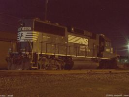 NS 4612 Tied down by Joseph-W-Johns