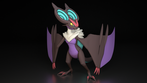 #715. Noivern by TheAdorableOshawott
