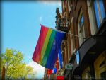 Flag In Amsterdam by MaRyS90