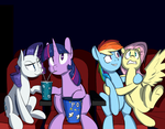 Movie Night by astarothathros