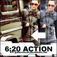 6:20 Action by glamorousart
