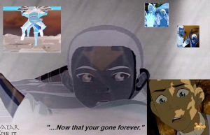 Now that Aang's gone forever by KukiSanban14
