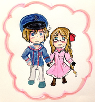 AT: APH Norway x Monaco for Pink-Crest by Sli-ka