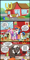 want some fries with that wedding? by CSImadmax