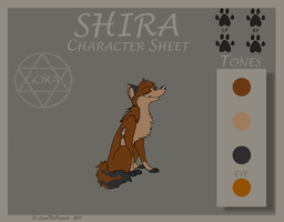 Shira by LunaThePuppeh