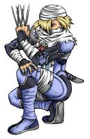 Sheik Colored by AIBryce
