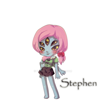 Stephen  copy by kanogt