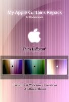 My Apple Curtains Repack by Deviantnoob