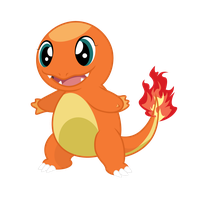 004 Charmander by Sunley