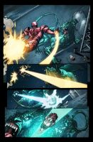 iron man: iron protocols 2 by faroldjo